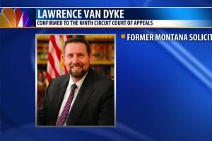 Former Montana Solicitor General confirmed to serve on 9th U.S. Circuit Court of Appeals