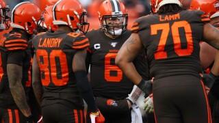 Cincinnati Bengals vCleveland Browns