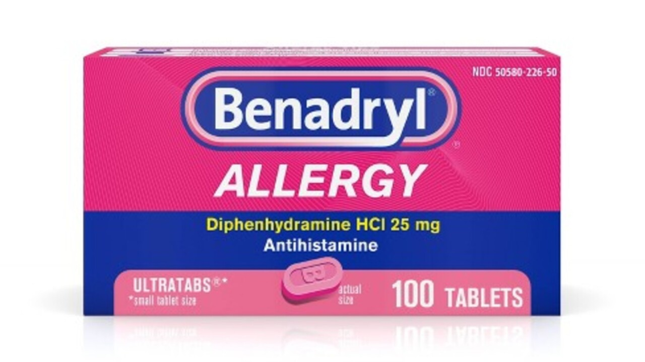 FDA warns of Benadryl 'challenge' dangers, investigates possible illnesses