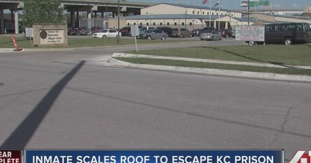 Update Kansas City Reentry Center Escapee Captured