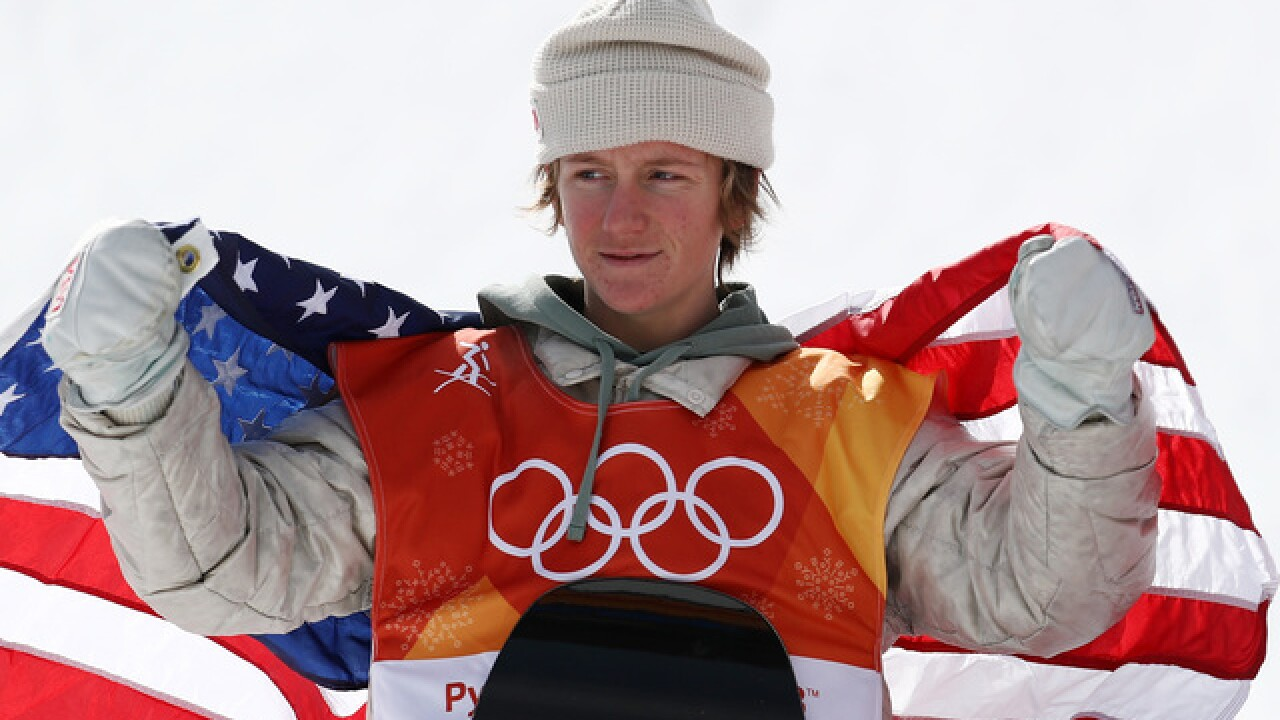17-year-old Olympic snowboarder Red Gerard does not know 90s music