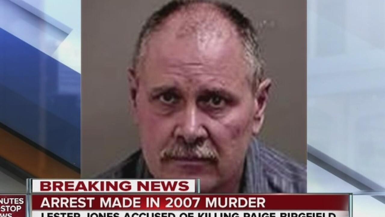Man found guilty in killing of Page Birgfeld