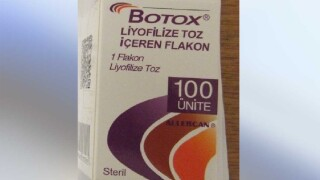 Confiscated Botox