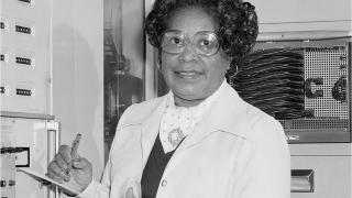 NASA names headquarters after 'Hidden Figure' Mary W. Jackson