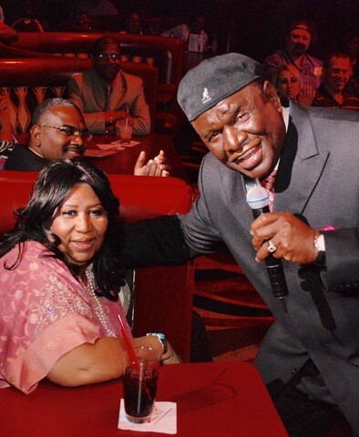 PHOTOS: Aretha Franklin in Las Vegas