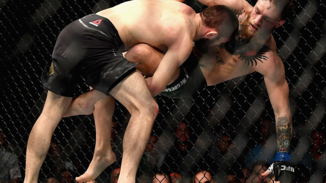 Conor McGregor and Khabib Nurmagomedov's suspensions extended indefinitely