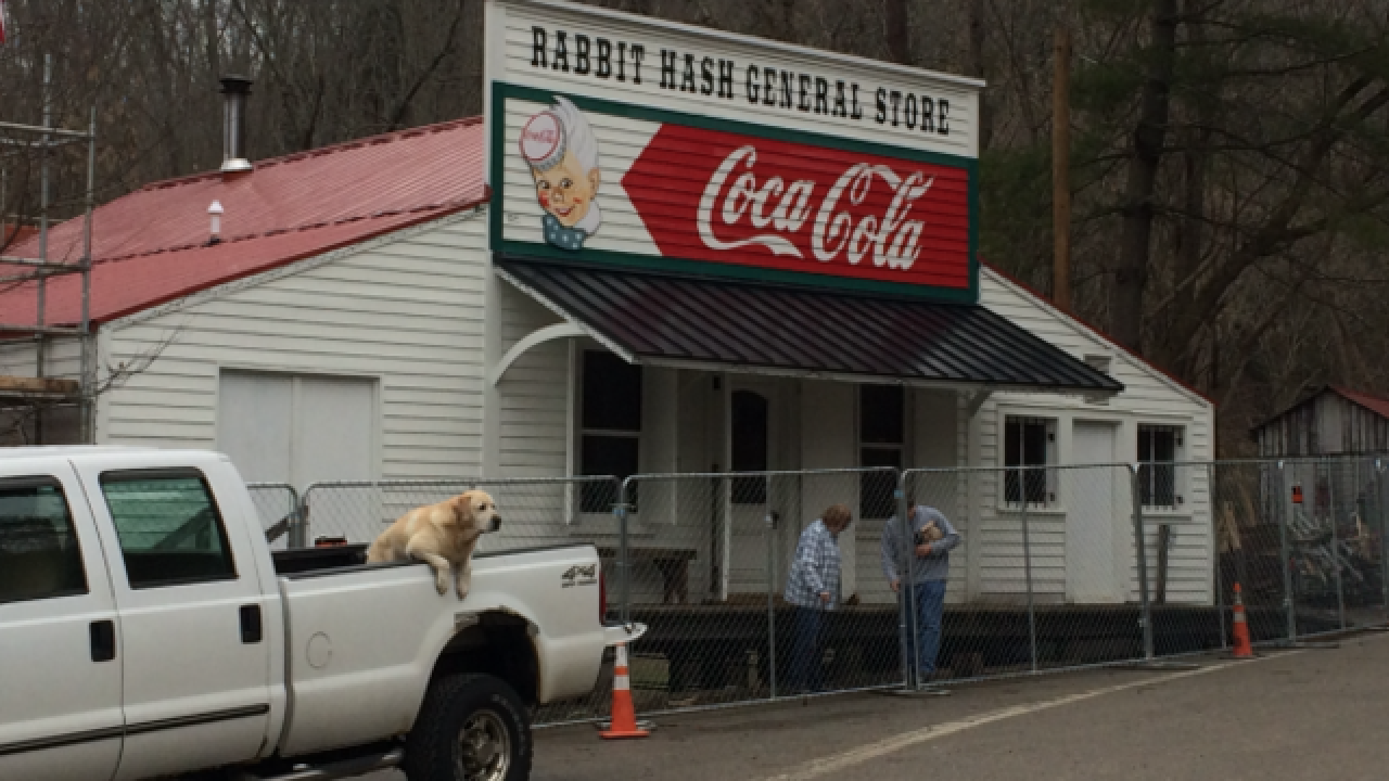 History to soon repeat itself in Rabbit Hash
