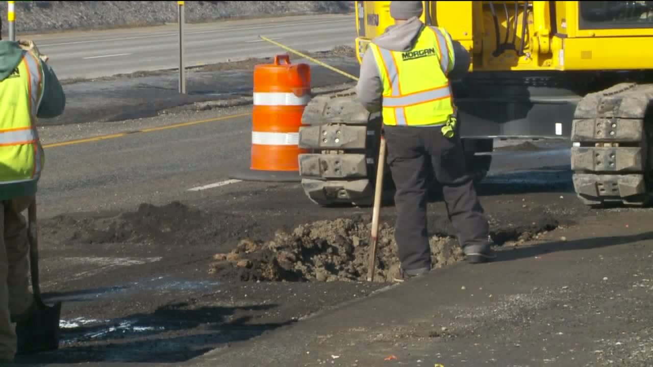 Pothole Patrol: Fed up with potholes? UDOT says you're not alone