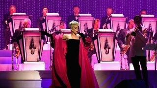 Lady Gaga Las Vegas show