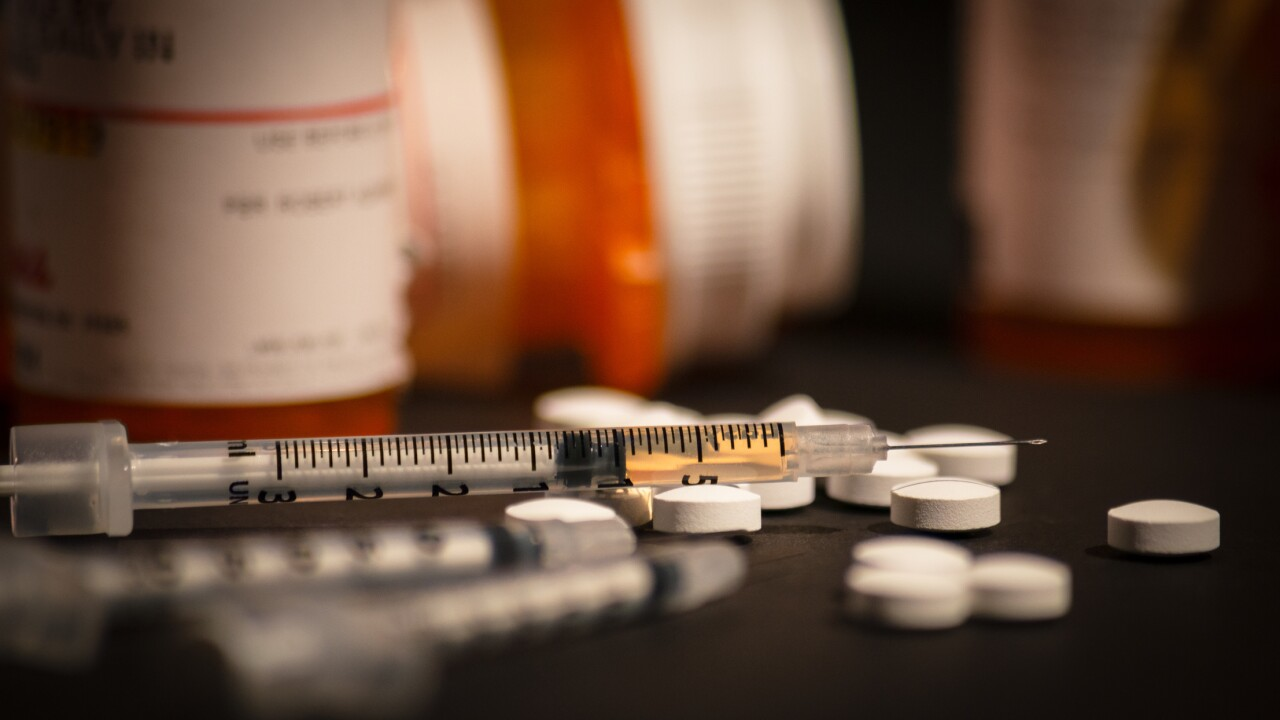 Company sent nearly 5 million opioids to a pharmacy in a town of only 1,400 people