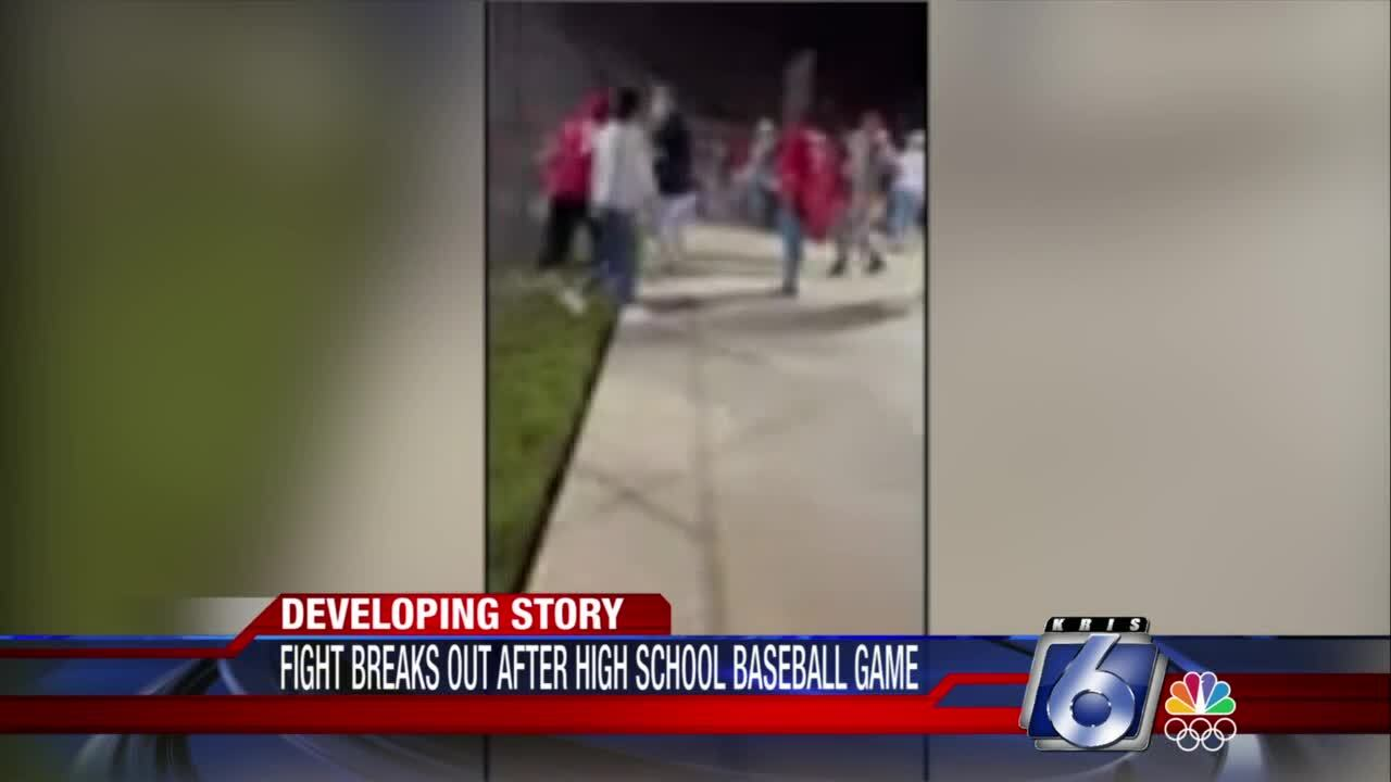 CCPD investigating fight at Tuloso-Midway baseball game