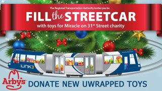 "Help us to ""Fill the Streetcar"" for Miracle on 31st Street!"
