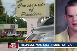 Group home worker accused of taking kratom, leaving man with Down syndrome to die in hot van