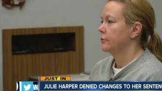Carlsbad woman convicted of killing husband will not have sentence reduced