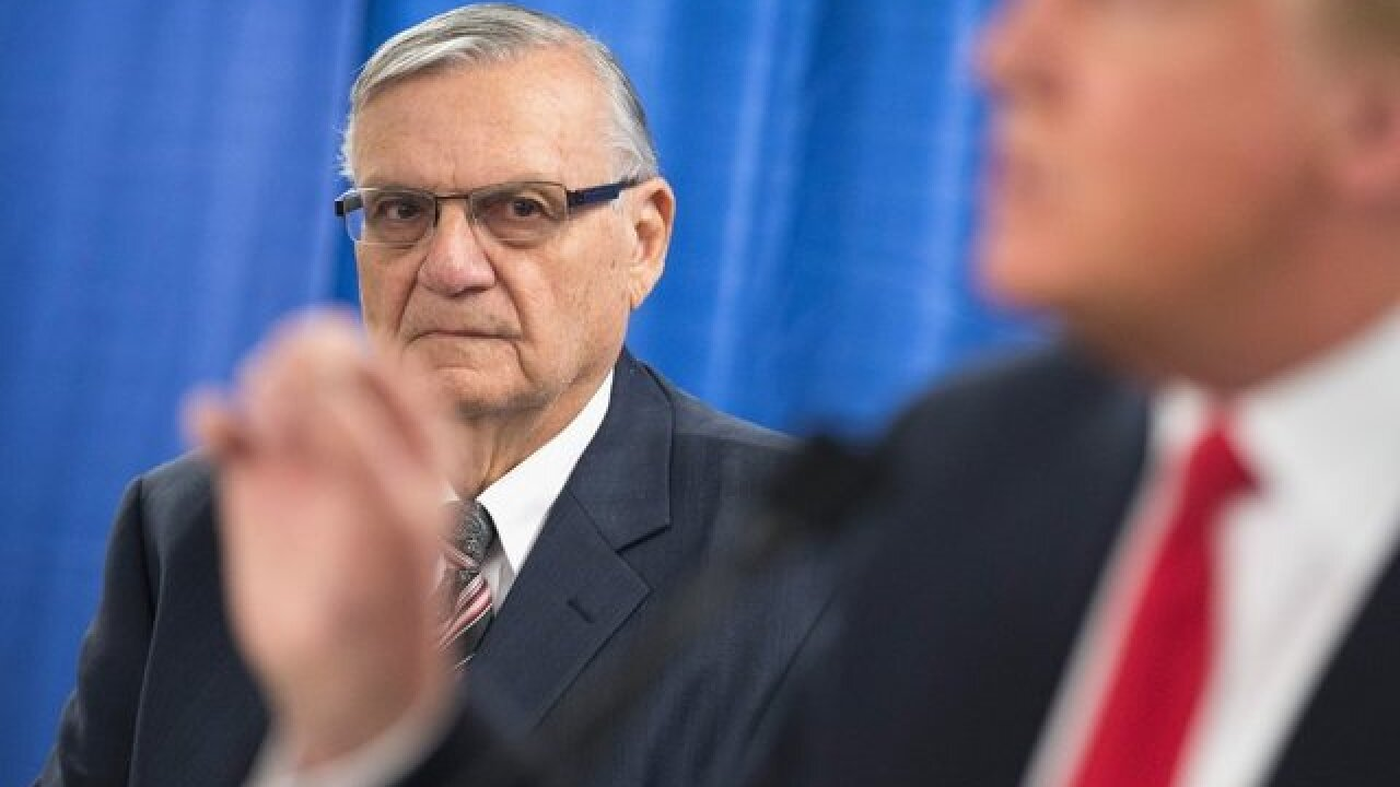 DC Daily: Arpaio 'would deport these Dreamers'