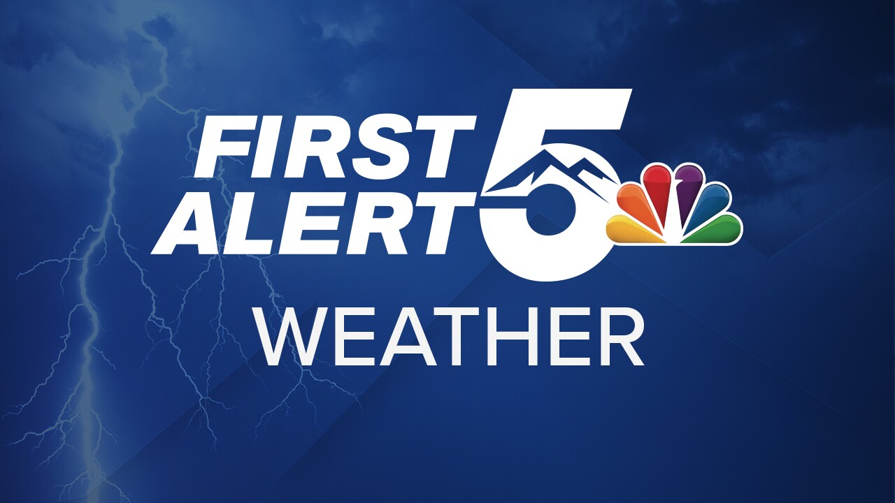 First Alert 5 Weather Severe Storms