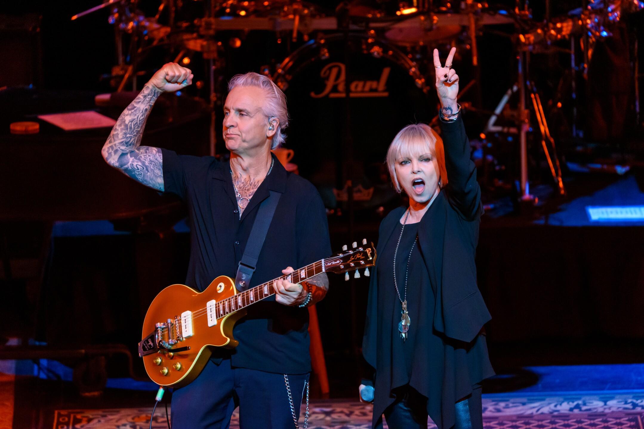 Pat Benatar & Neil Giraldo Make Wynn Las Vegas Debut with 40th Anniversary Tour at the Encore Theater 8.2.19_Credit Patrick Gray (3).jpg