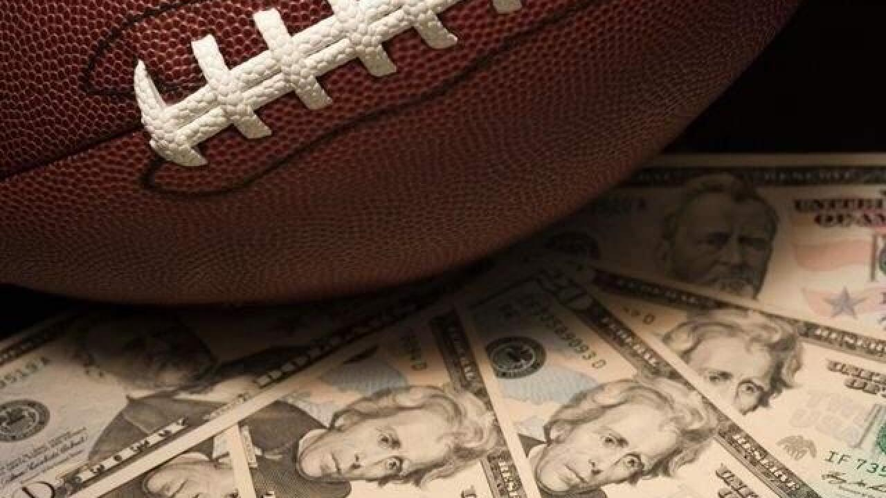 US will bet roughly $4.75 billion dollars on Super Bowl 52, but only 3% will be legal