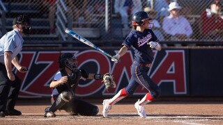 GALLERY: Arizona Softball Super Regional 2017