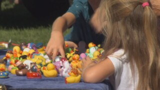 Rubber Duck Regatta helps seniors