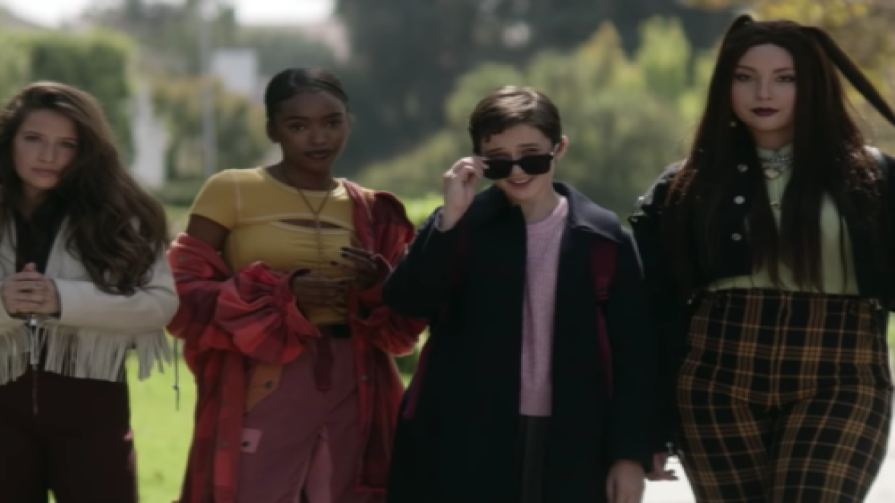 'The Craft' Is Getting A Reboot And The First Trailer Is Here