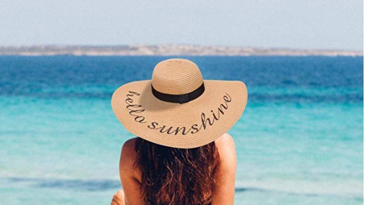 Trendy sun hats you can get on Amazon for $20 or less