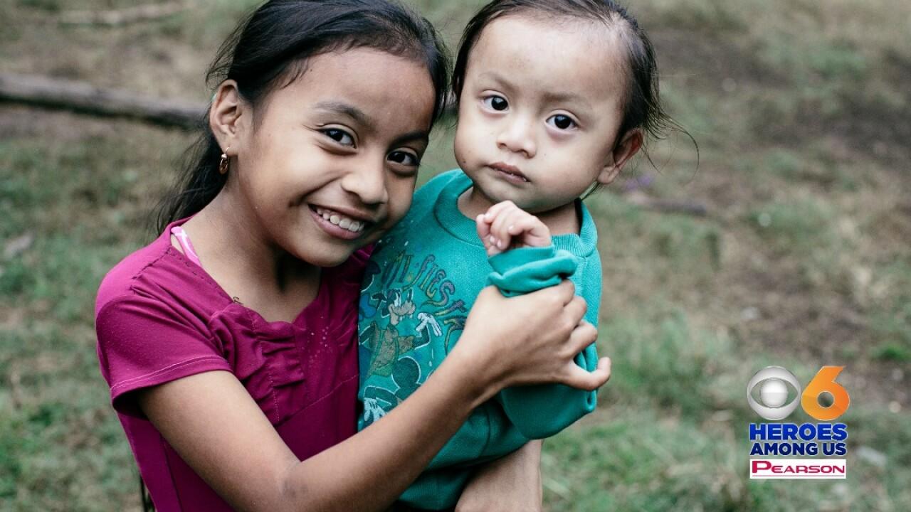 Virginia farmer helps heal thousands of children around theworld