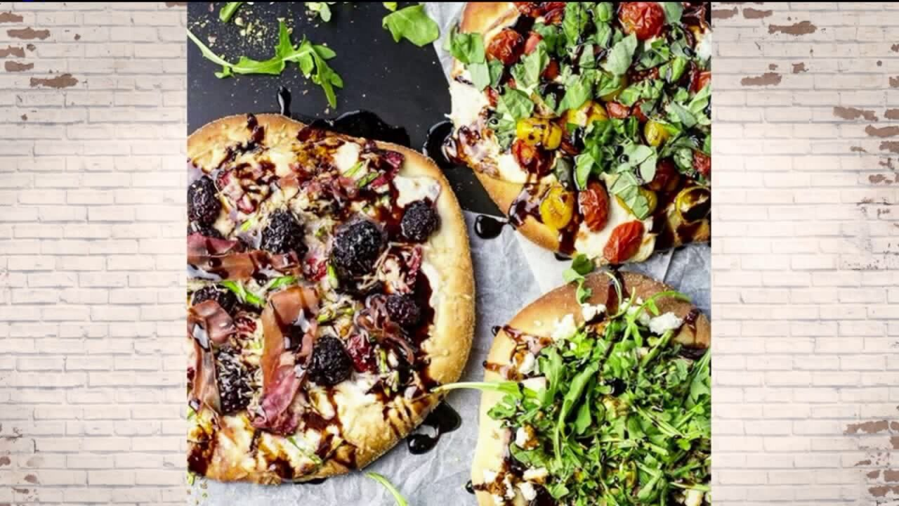Recipe: Pizza Three Ways