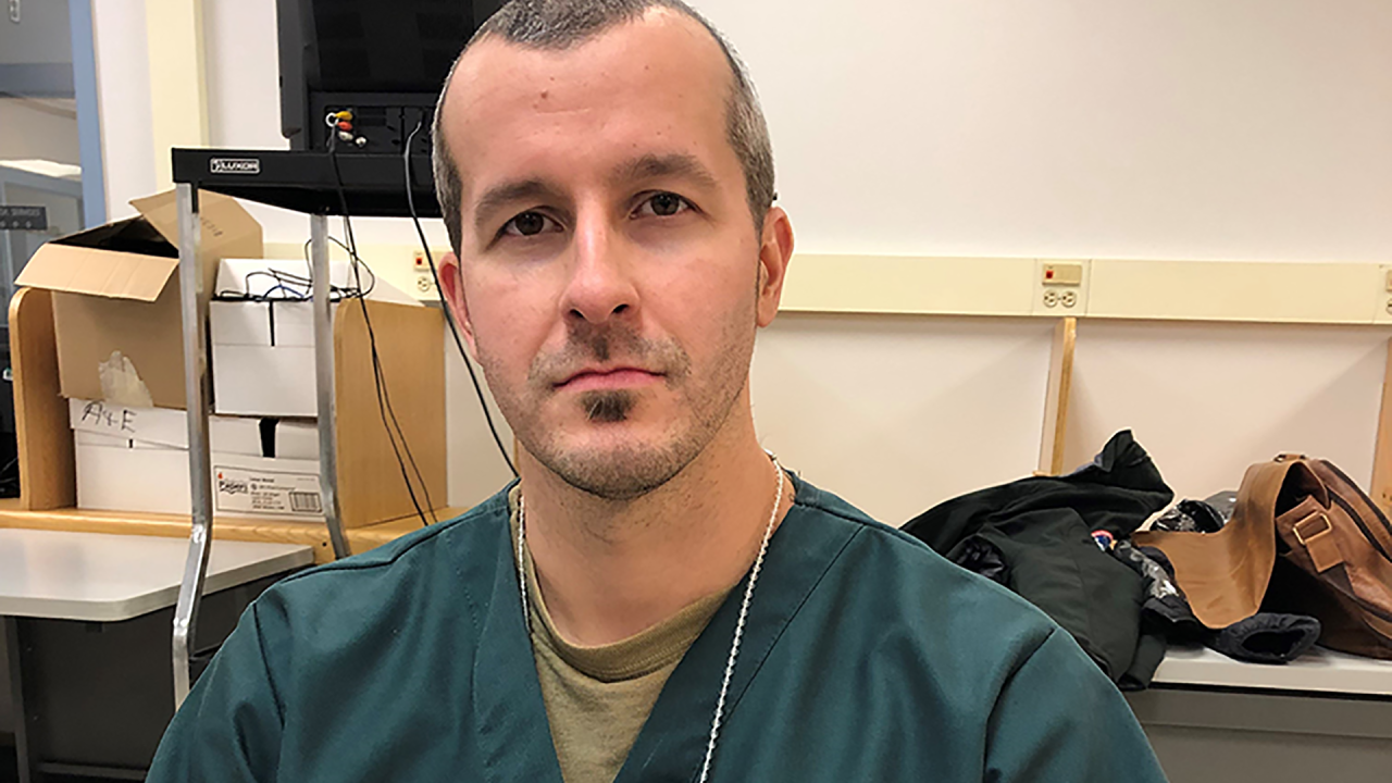 In prison interview, Chris Watts tells FBI, police about murders of pregnant wife, daughters