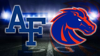 Air Force hosts Boise State Saturday
