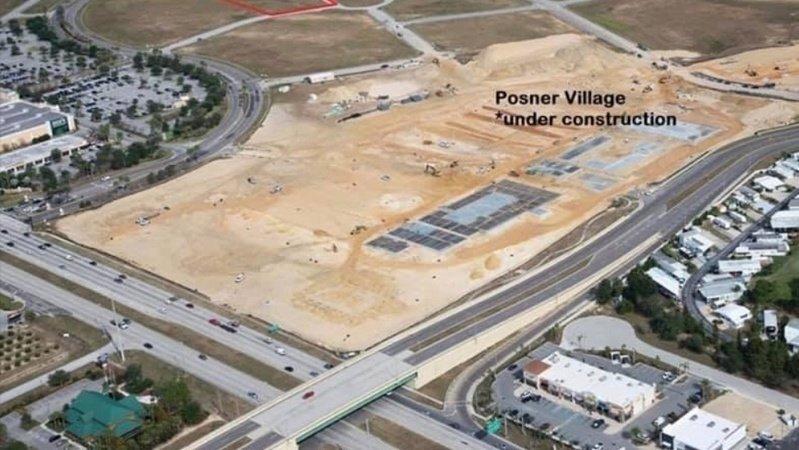 posner village construction