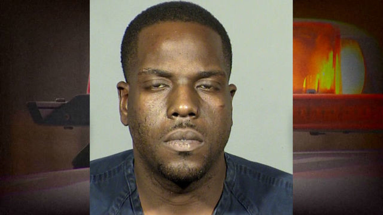 Man arrested in deadly shooting that appears to have started over stolen cellphone