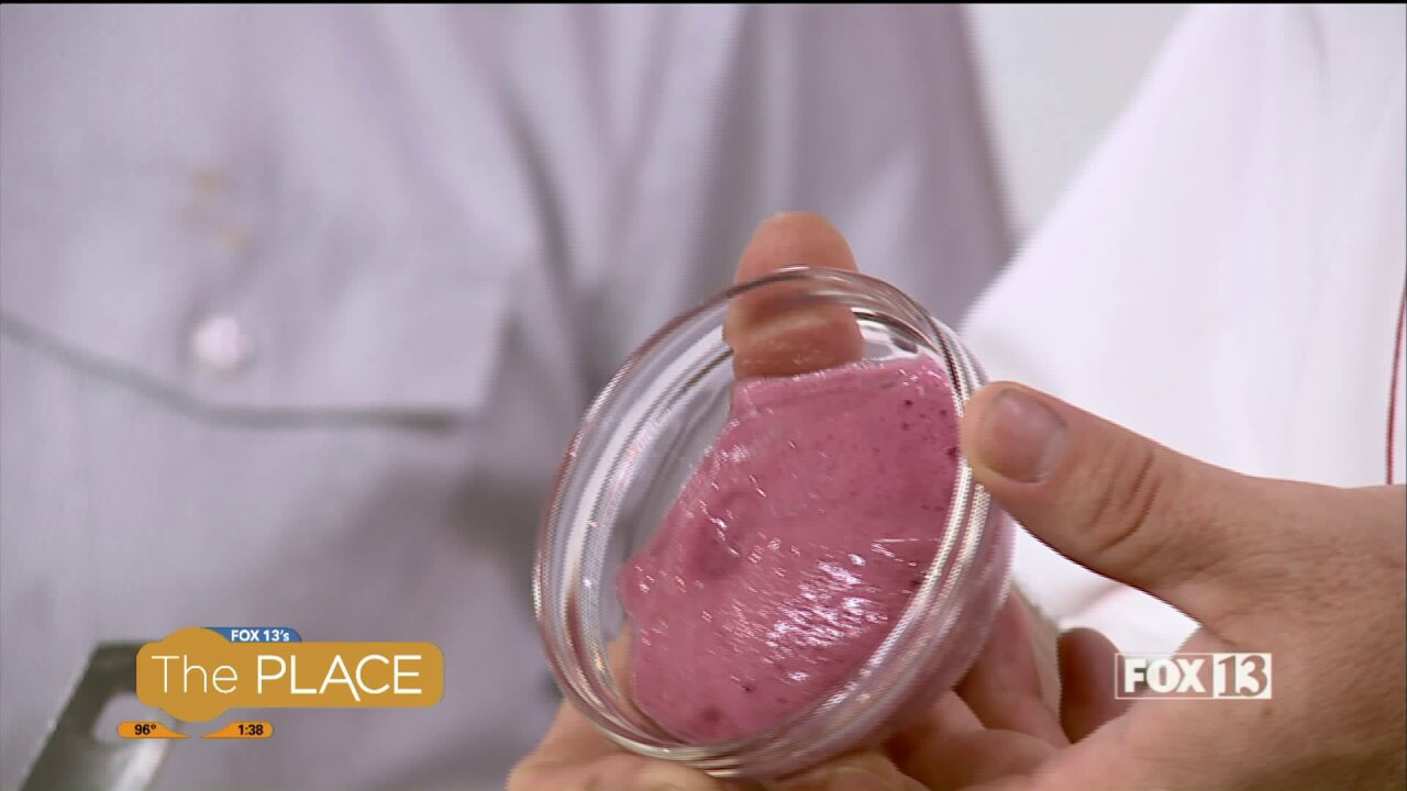 We get a science lesson about 'Molecular Gastronomy'