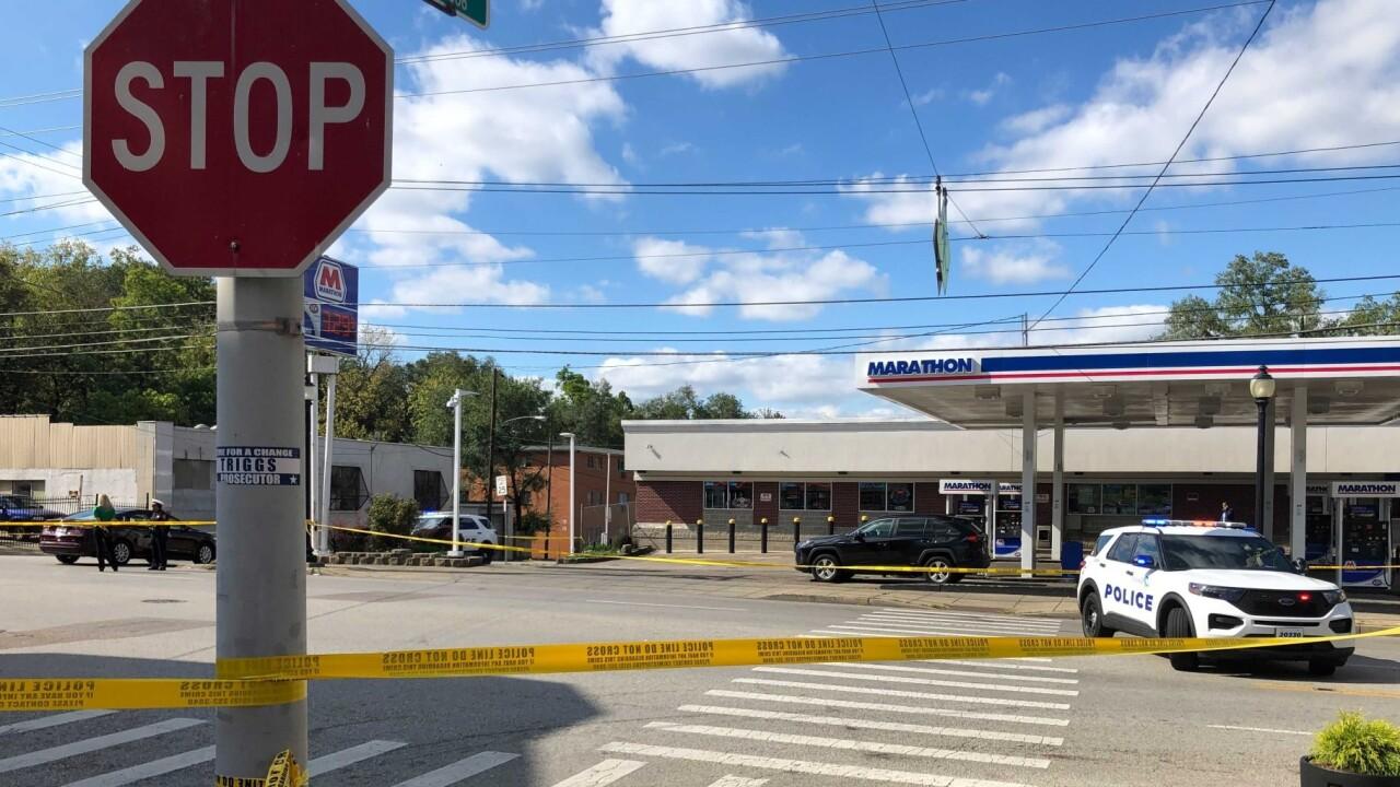 Montgomery Road shooting 2