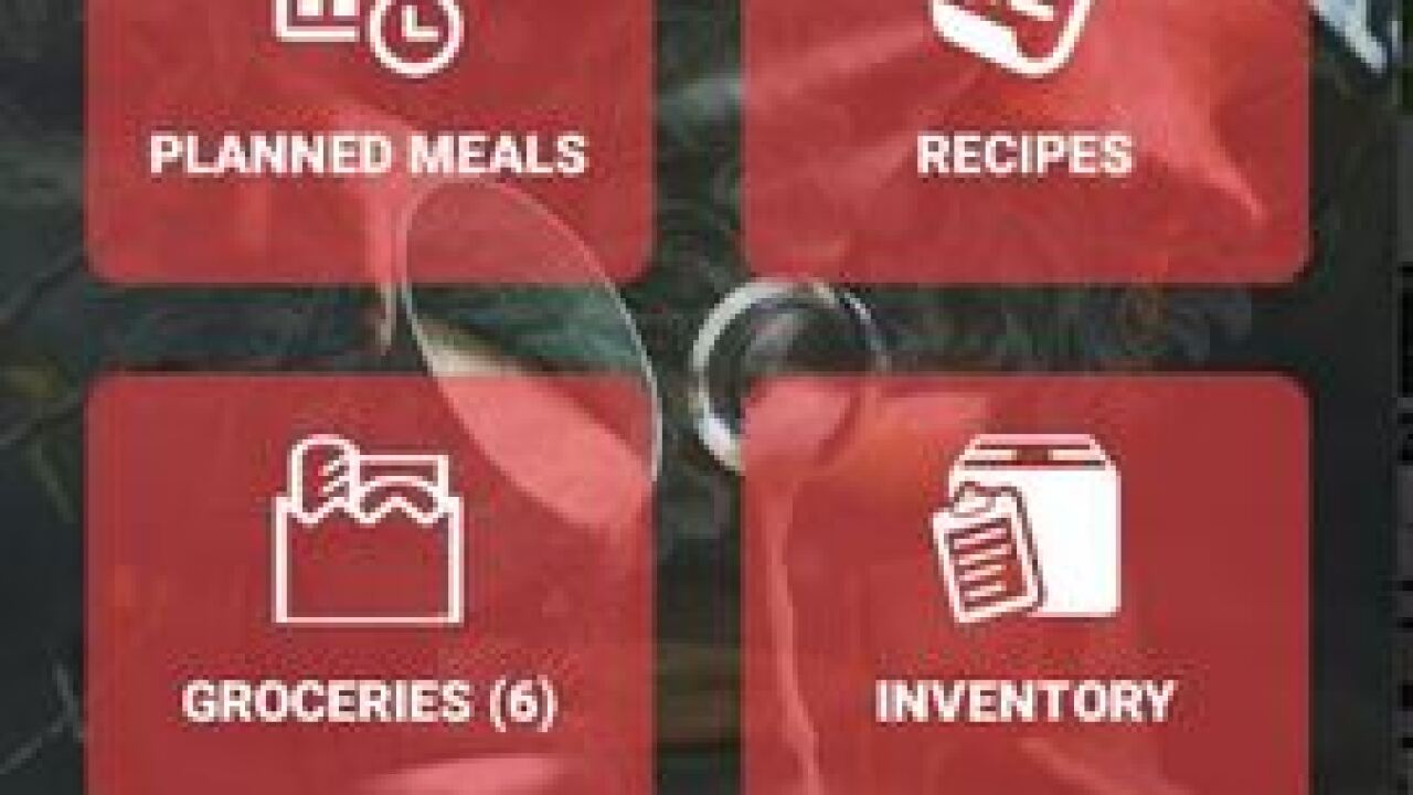 SAVING TIME: Three apps to help you meal prep