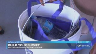City of Tallahassee, Leon County host fourth annual Build Your Bucket event