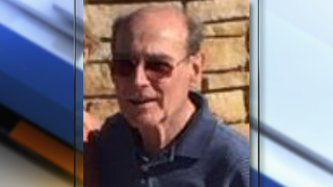 Found: 79-year-old Englewood man with dementia