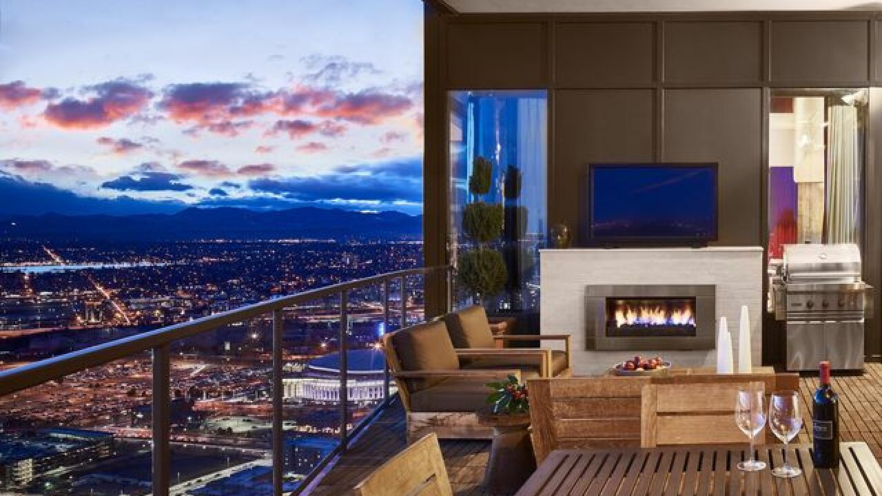 GALLERY: $13M Denver Grand Penthouse for sale