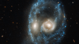 NASA releases 'scary' images of deep space in time for Halloween