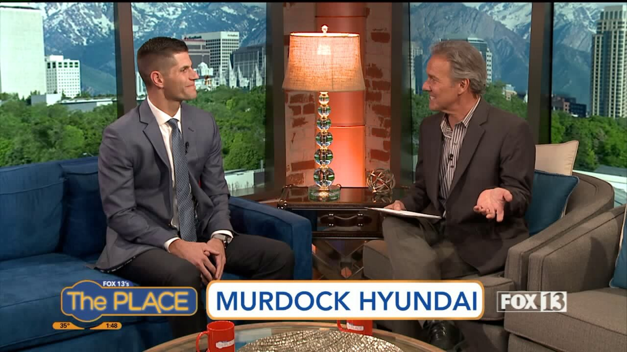 Murdock Hyundai party like it's 1.99% event