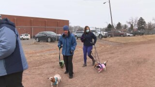 Special Olympics athletes across Montana are getting their steps in