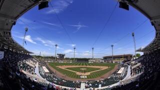 Joker Marchant Stadium Yankees Tigers Spring Baseball