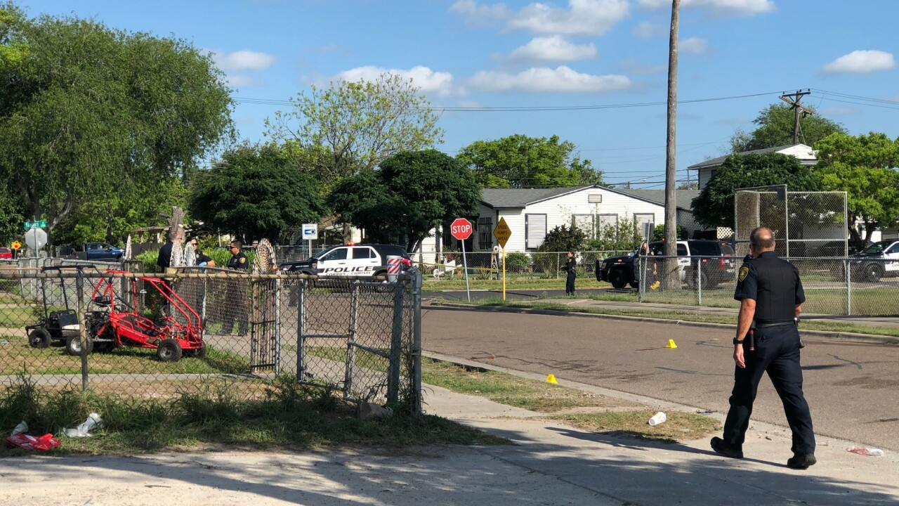 Police respond to shooting on city's westside