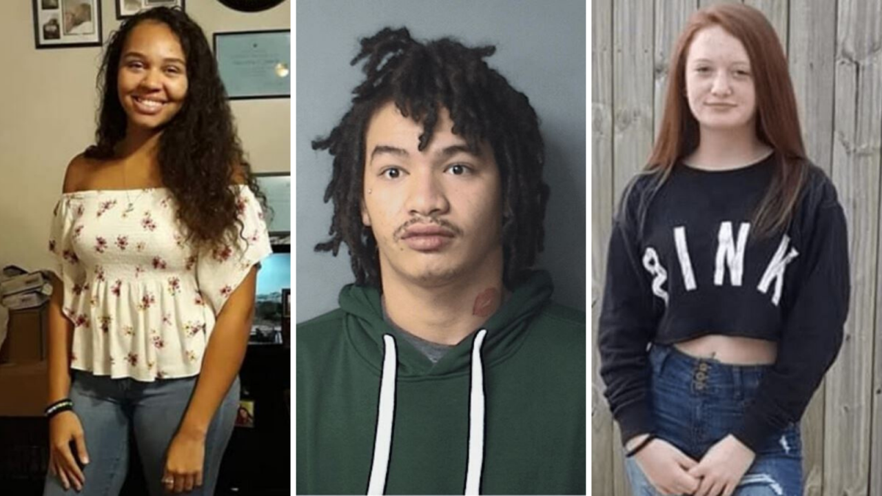 Missing Norfolk Teens Found Safe Police Say Virginia Beach Man Arrested For Hoax During Search
