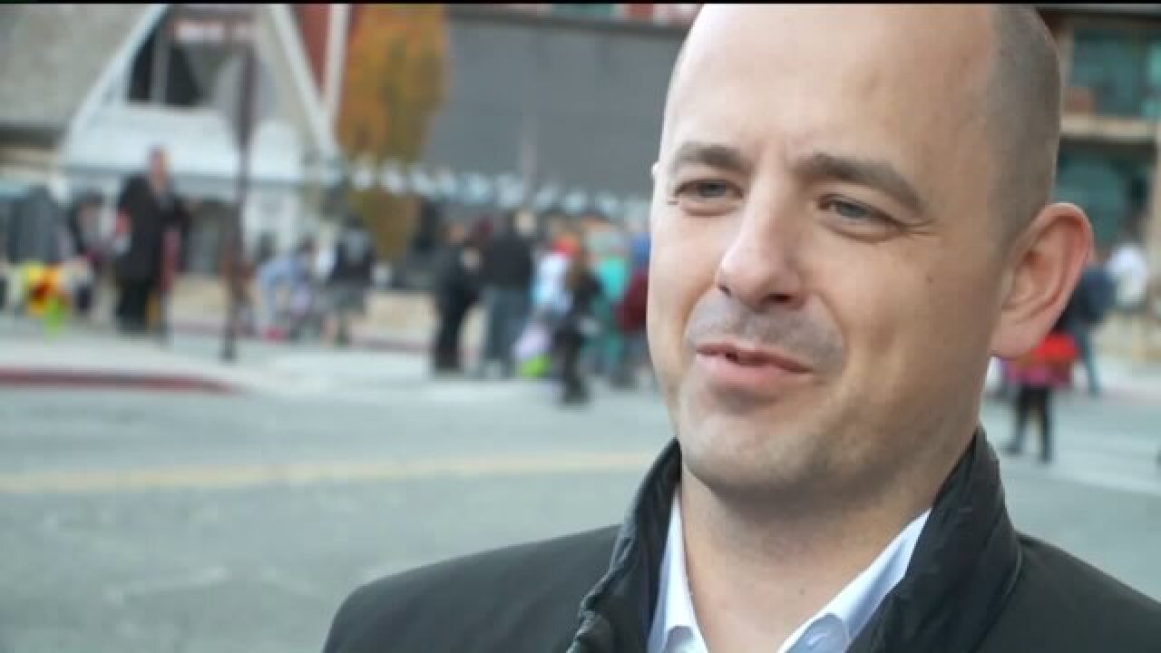 Utahns receive robocalls urging them not to vote for 3rd party candidate Evan McMullin