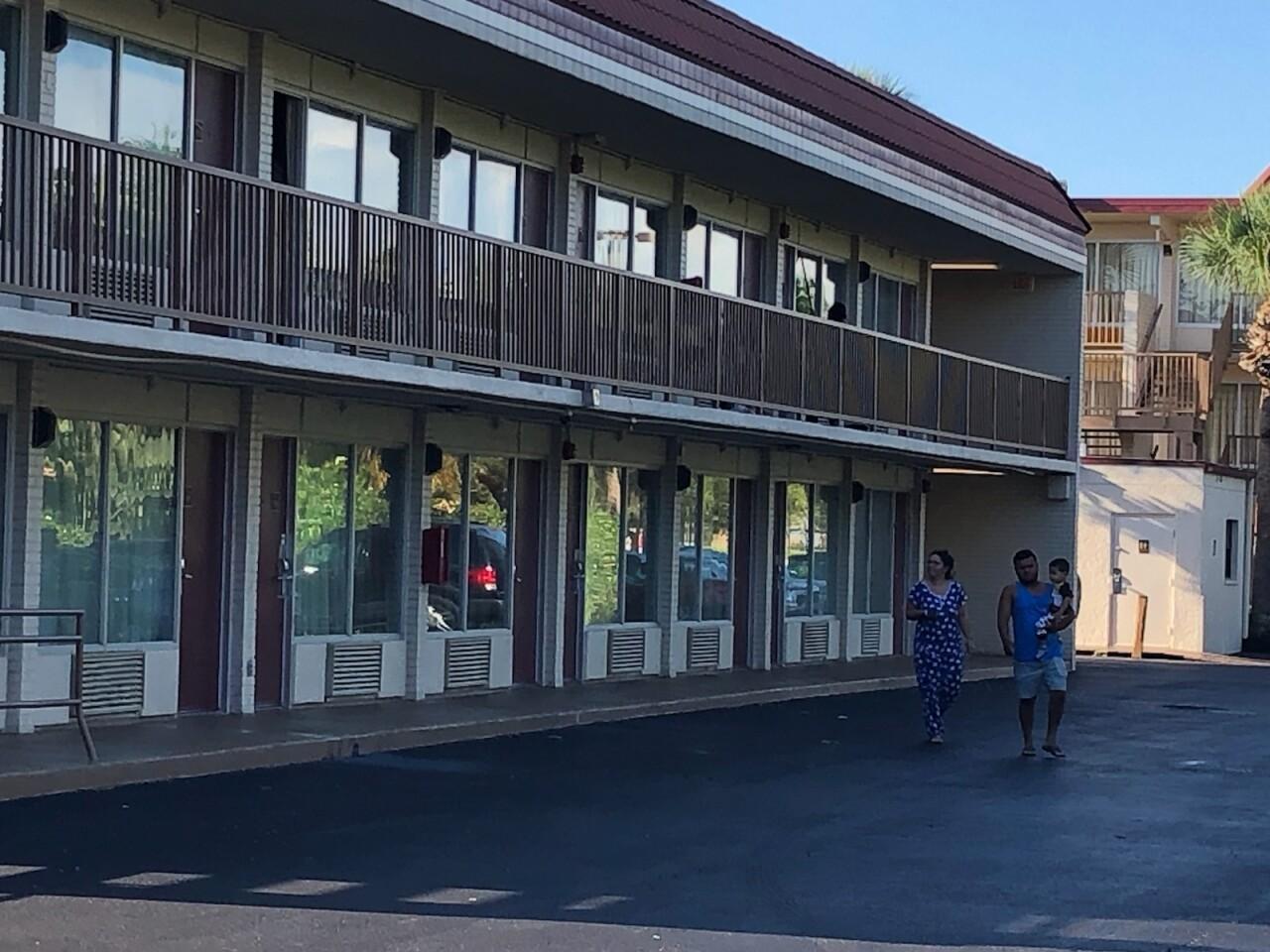Hotel shooting