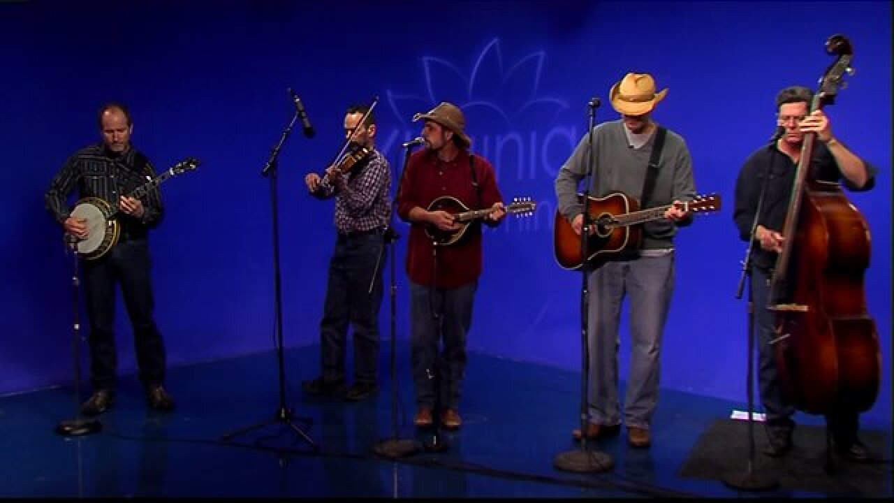 Enjoy the foot-tapping 'slackgrass' sound of The Slack FamilyBand
