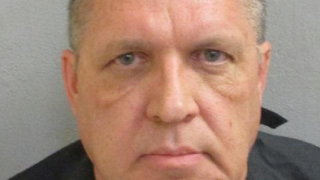 Doug Packer AZ jail Chaplain accused of sexual abuse MUG.jpg