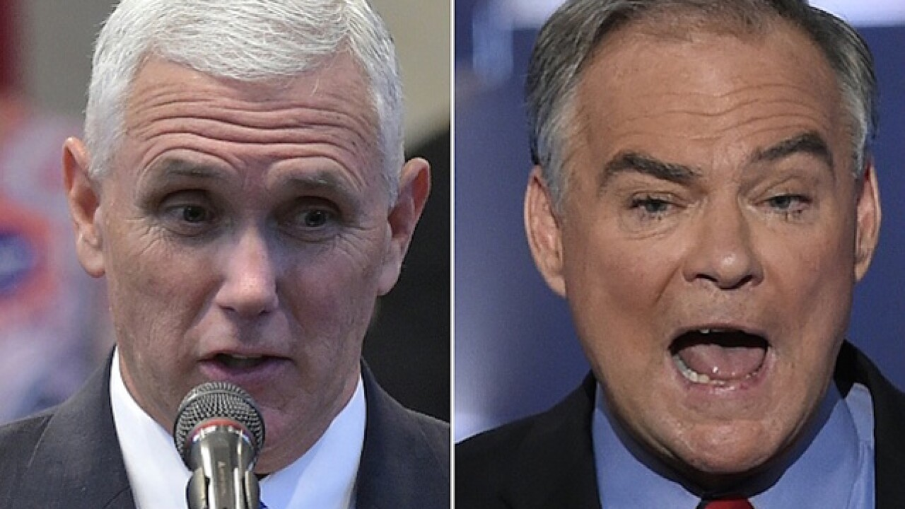 What to look for during Tuesday's vice presidential debate