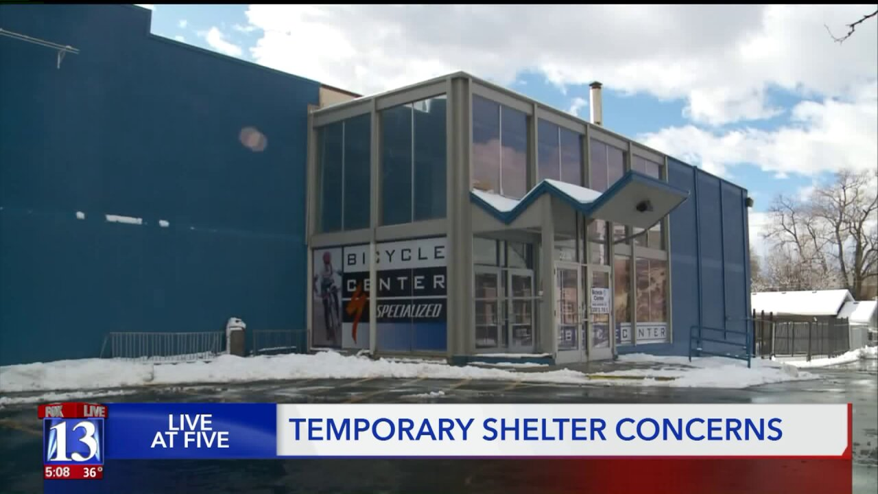 Zoning approved for temporary homeless shelter; Sugar House community reacts